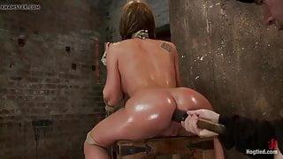 Amy Brooke Bondage Session